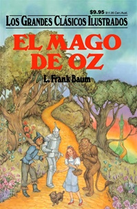 Great Illustrated Classics - EL MAGO DE OZ