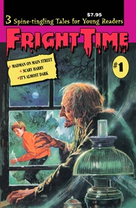 Great Illustrated Classics - Fright Time 01