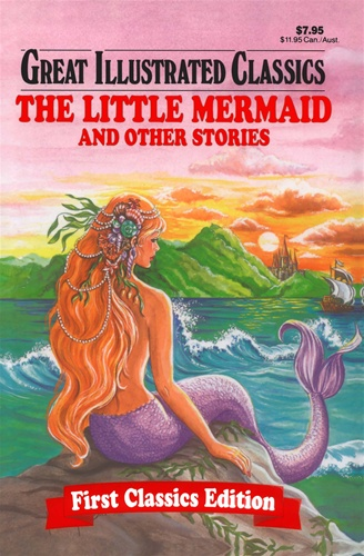 little mermaid and other stories great illustrated classics. Black Bedroom Furniture Sets. Home Design Ideas