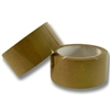 "Tan Acrylic Tape - 2"" x 110 yds. x 1.80 Mil 6 pcs"