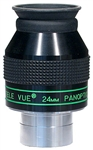 "TELEVUE PANOPTIC, 1.25"", 6-ELEMENT, 24MM, 68 DEGREES"