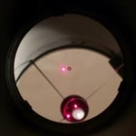 Laser Newtonian Collimation