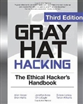 Image of Gray Hat Hacking The Ethical Hackers Handbook, 3/E book
