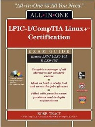 Image of  LPIC-1/CompTIA Linux+ Certification All-in-One Exam Guide Exams LPIC-1/LX0-101 & LX0-102 book