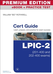 LPIC-2 Cert Guide: (201-400 and 202-400 exams) eBook