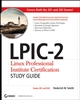 Image of LPIC-2 Certification Study Guide: Exams 201, 202 book