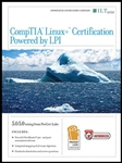 Image of CompTIA Linux+ Certification CertBlaster book