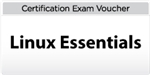 Linux Essentials Exam Voucher