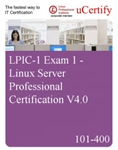 101-400 - LPIC-1 Exam 1 - Linux Server Professional Certification V4.0