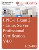 102-400 - LPIC-1 Exam 2 - Linux Server Professional Certification V4.0