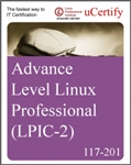 uCertify 117-201 Advance Level Linux Professional (LPIC-2) Practice Test