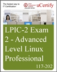 uCertify 117-202 Advanced Level Linux Professional II (117-202) Practice Test