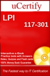 LPI 117-301 Senior Level Linux Professional-I exam