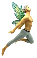 December Diamonds Avery Male Fairy Christmas Tree Ornament