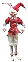 "Floridus 20 ""KANDEEZ"" Elf (Red & White) OUT OF STOCK!"