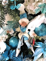 "Floridus 11"" ""FROZT"" Elf (White & Blue)"