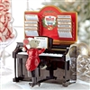 Mr. Christmas Magical Maestro Mouse with Piano Musical Table Top Decoration MRC14687