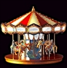 MR CHRISTMAS WORLD'S FAIR GRAND JUBILEE CAROUSEL