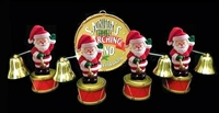 CHRISTMAS GRAND SANTA`S MARCHING BAND 23601