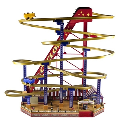 "MR CHRISTMAS WORLD'S FAIR GRAND ROLLER COASTERâ""¢(SOLD OUT)"
