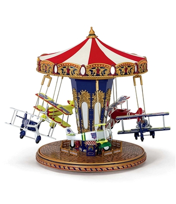 "MR CHRISTMAS WORLD'S FAIR BIPLANE RIDEâ""¢ out of stock!!"