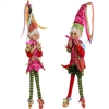 "RAZ IMPORTS 15"" POSABLE ELF (Set of 2)"