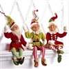 "RAZ IMPORTS 21"" POSABLE ELF (Set of 3)"