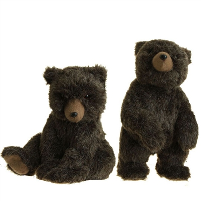 "RAZ IMPORTS 16.5"" BEAR CUB (Set of 2) OUT OF STOCK"