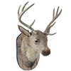 "RAZ IMPORTS 16"" MOUNTED DEER HEAD (NOT AVAILABLE THIS SEASON)"