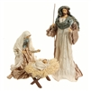 "RAZ IMPORTS 17.5"" HOLY FAMILY (SET OF 3)  OUT OF STOCK"