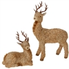 "RAZ IMPORTS 18"" DEER (Set of 2)"