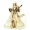 Season's Design 16'' White & Gold Angel