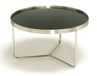 TAG Barlow Medium Black Table