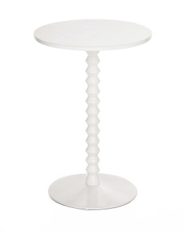 TAG White Accent Archer Table