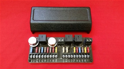 WB-14 3-Relay BlackBox (TM) Wiring Board