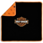 Harley-Davidson Baby Receiving Blanket: Infant Clothing