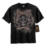 Harley-Davidson Boys Clothes - Skull T-Shirt