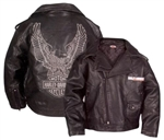 Harley-Davidson Toddler Motorcycle Jacket