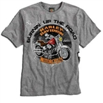 Harley-Davidson Boy T-Shirts for Bikers