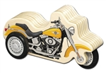 Harley-Davidson Wooden Motorcycle Toy
