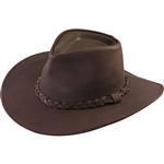 Leather Cowboy Hats: Henschel Australian