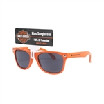 Harley-Davidson Kids Orange Sunglasses