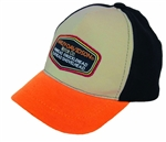 Harley-Davidson Baby Clothes: Boys Baseball Hat