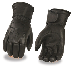 The Best Warm Deerskin Leather Motorcycle Gloves