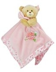 Harley-Davidson Pink Blankie Bear for Baby Girls