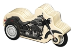Harley-Davidson KidsWooden Motorcycle Toy