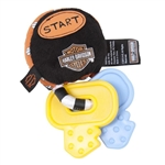 Harley-Davidson Baby Motorcycle Teething Ring