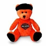 Harley-Davidson Bean Bag Bear: Biker Gift Ideas