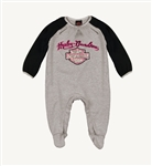Harley-Davidson Baby Clothes:Infant Girl