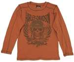 Harley-Davidson Boys Clothing - Skull T-Shirt